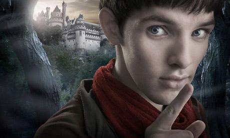 Merlin sur la BBC