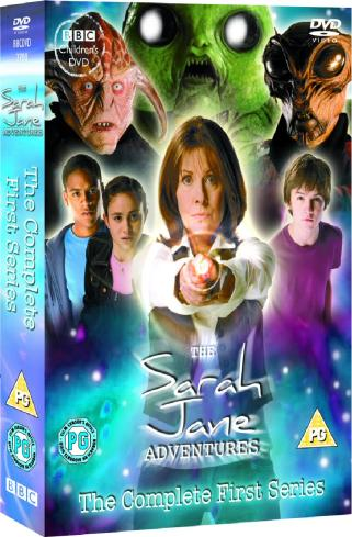 The Sarah Jane Adventures DvD