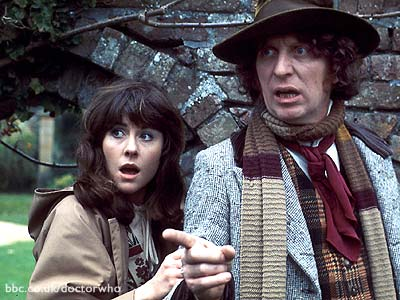 Sarah Jane & son Doctor