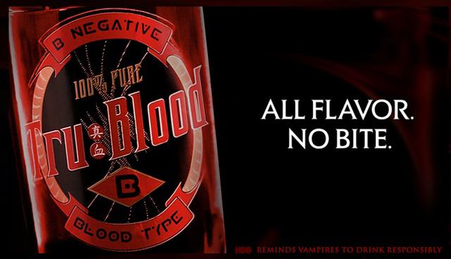 Un ptit verre de Tru Blood pour la route ?