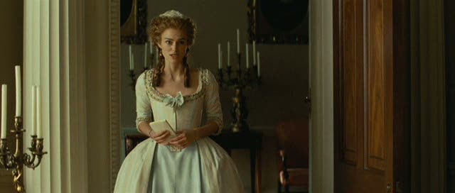Keira Knightley est The Duchess