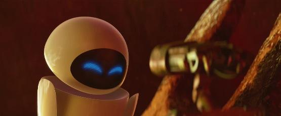 Eve & Wall-E