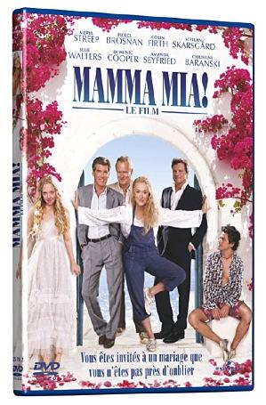 DVD Mamma Mia!