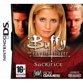 Buffy tue du vampire sur Nintendo DS