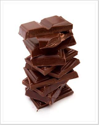 Miaaaam du chocolat
