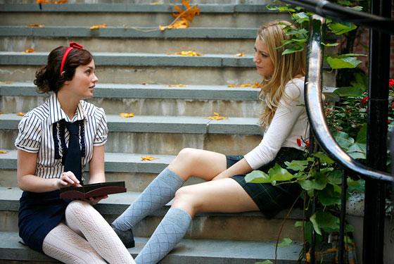 La vie des Gossip Girls