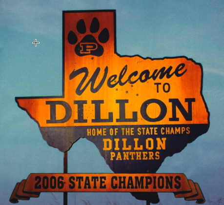 Welcome To Dillon