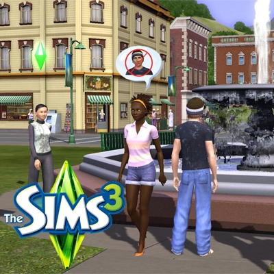 Les Sims font la java sur Iphone