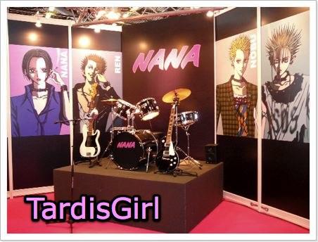 Nana à la Japan Expo 2009