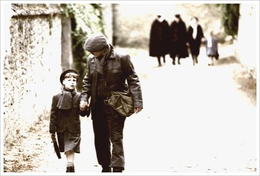 Village français - Année 1940