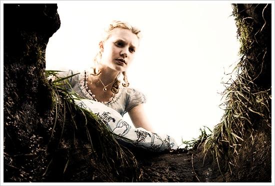 Alice par Tim Burton