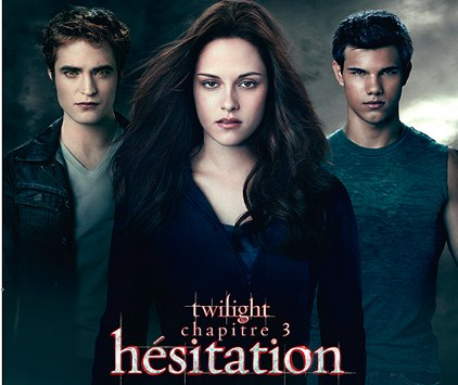 Kristen-Stewart-Robert-Pattinson-Affiche-Twilight-Hésitation