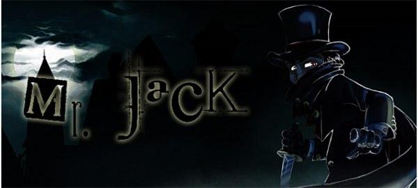Mr Jack - Le jeu de plateau