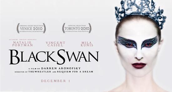 Black Swan avec Natalie Portman