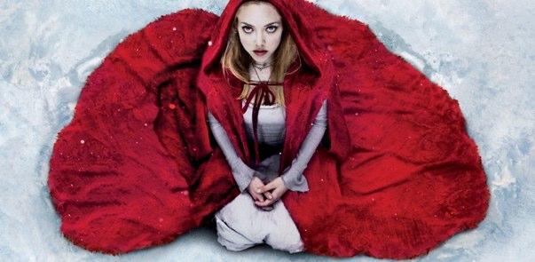 Amanda Seyfried aka le Petit chaperon rouge