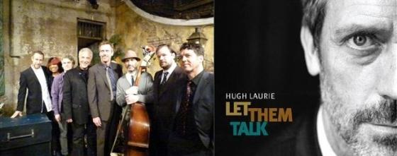 Hugh Laurie et sa bande