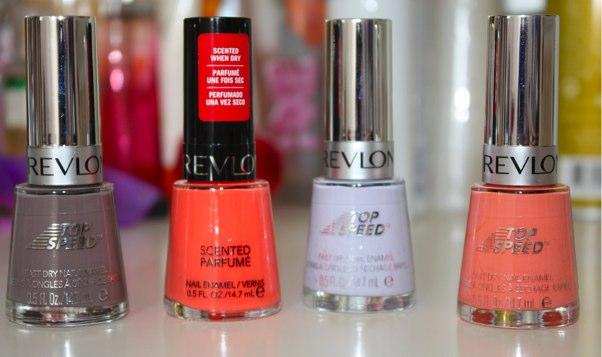 Vernis Revlon parfumés
