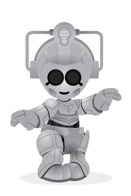 Baby-Cyberman
