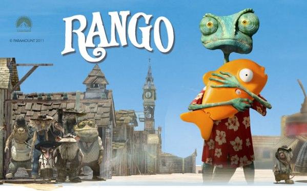 Avec Rango, ya pas de lézard !