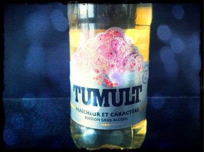 Boisson sans alcool Tumult par Coca