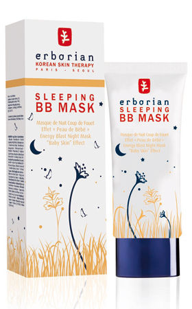 masque bb cream nuit erborian