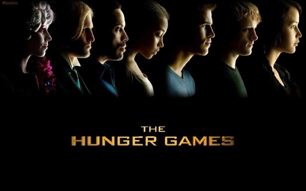 hunger games affiche