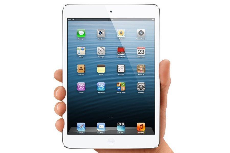 Le bébé iPad