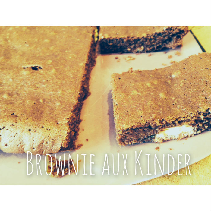 brownie kinder