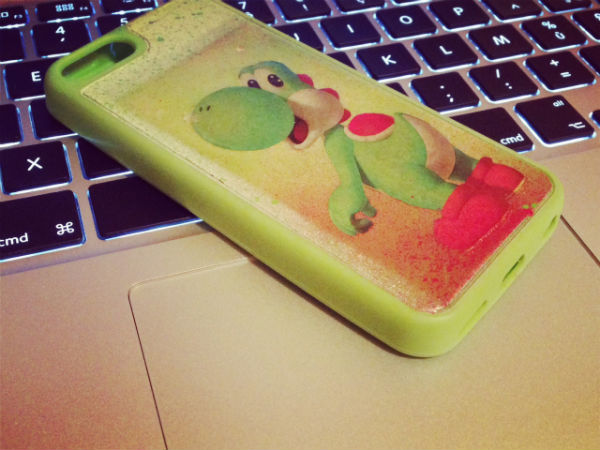 coque iphone 5C yoshi