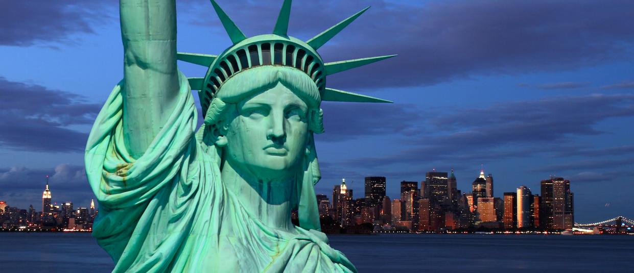 voyage NY City